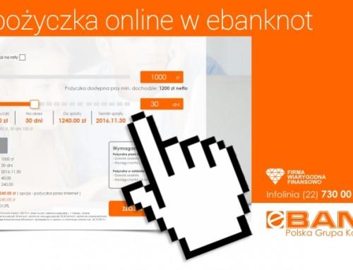 Pożyczka on-line – do 10 minut na Twoim koncie