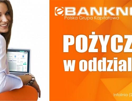 Pożyczka w placówce eBanknot – jakie warunki?