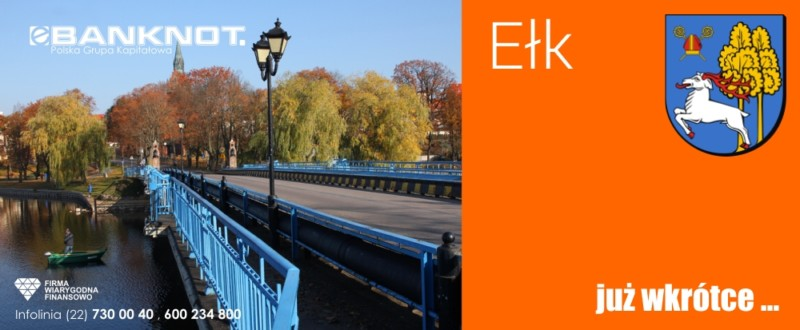 Ełk Ebanknot Polska Grupa Kapitałowa