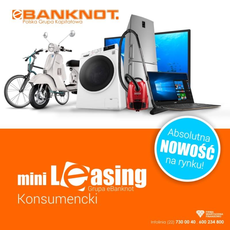MiniLeasing w eBanknot
