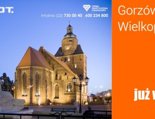 Ostatni etap prac w Gorzowie Wielkopolskim- oddział 76 – Niebawem otwarcie!