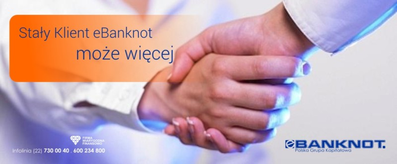 Stały Klient może więcej Grupa Ebanknot