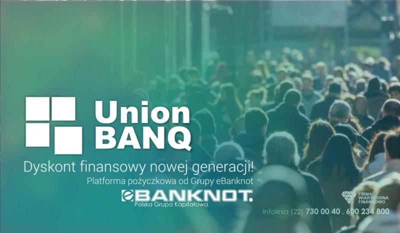 UnionBANQ Grupa eBanknot