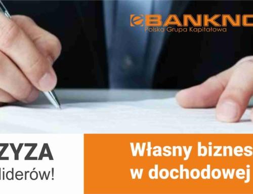 Licencja Franczyzowa w eBanknot – Bądź pierwszy w Swoim mieście i zdobądź pakiet główny.